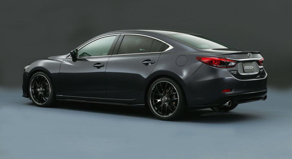 Image of Mazda Atenza