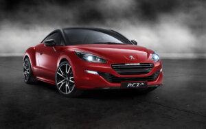 Image of Peugeot RCZ