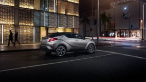 Image of Toyota C-HR