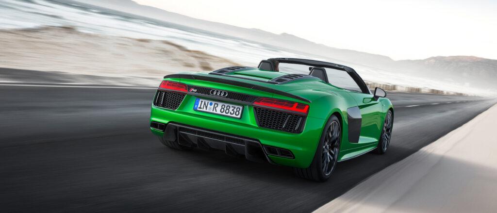 Image of Audi R8
