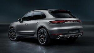Image of Porsche Macan