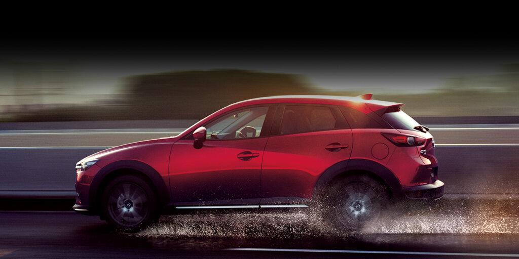 Image of Mazda CX-3