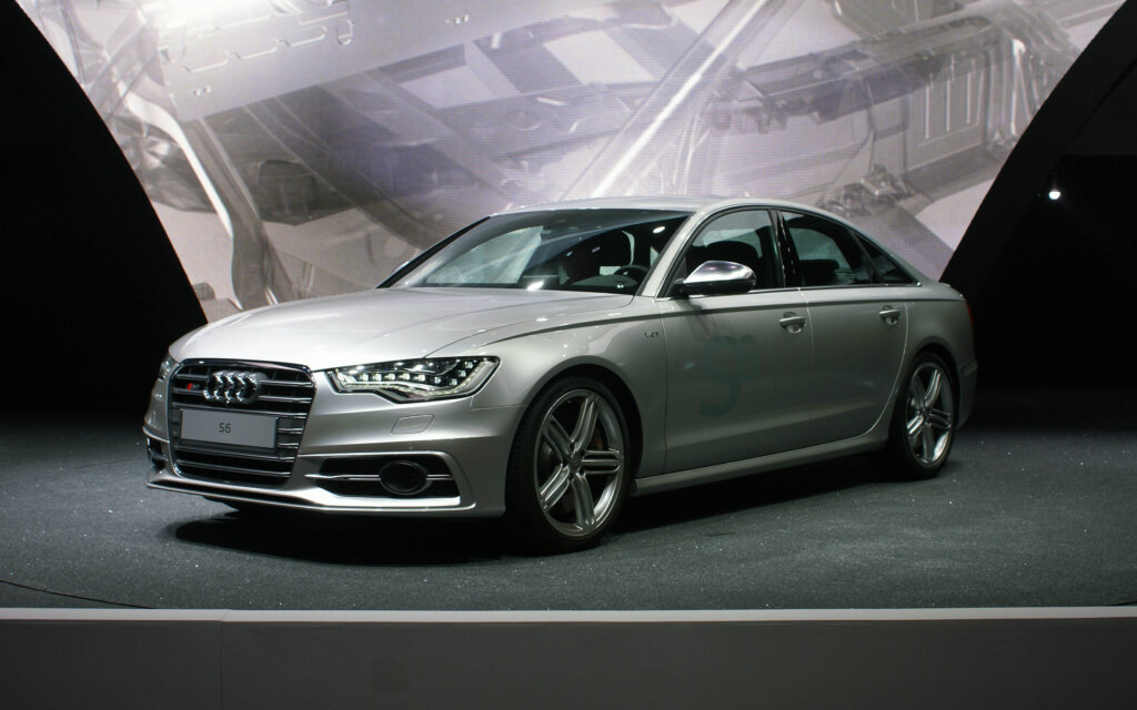 Image of Audi S6