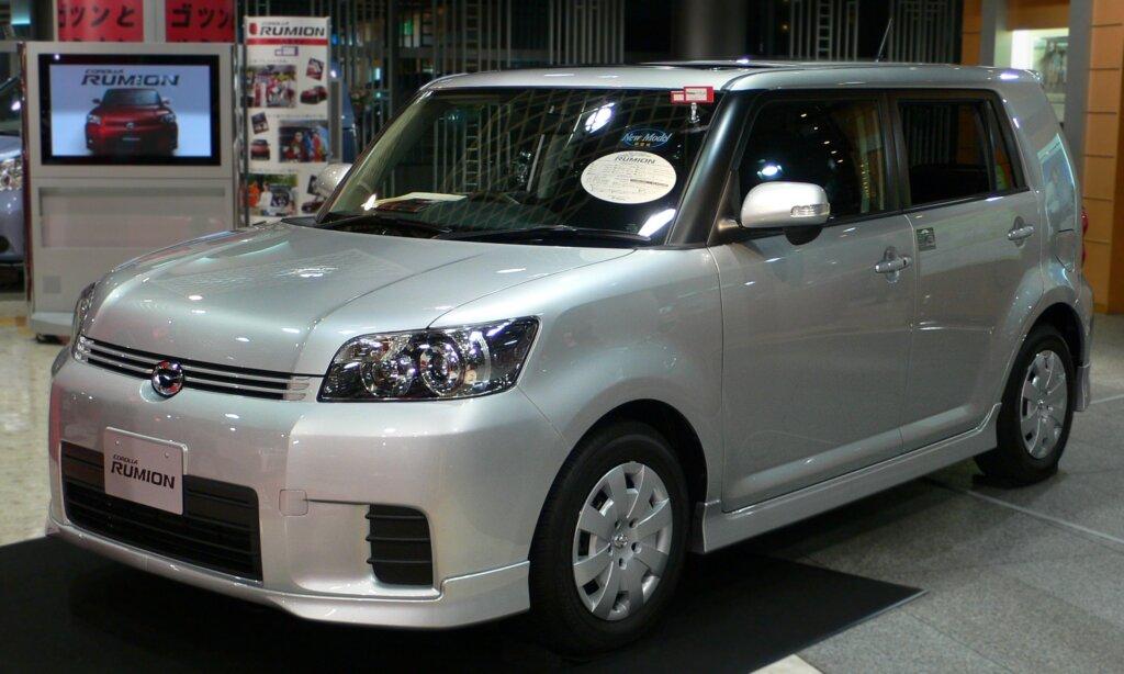 Image of Toyota Corolla Rumion