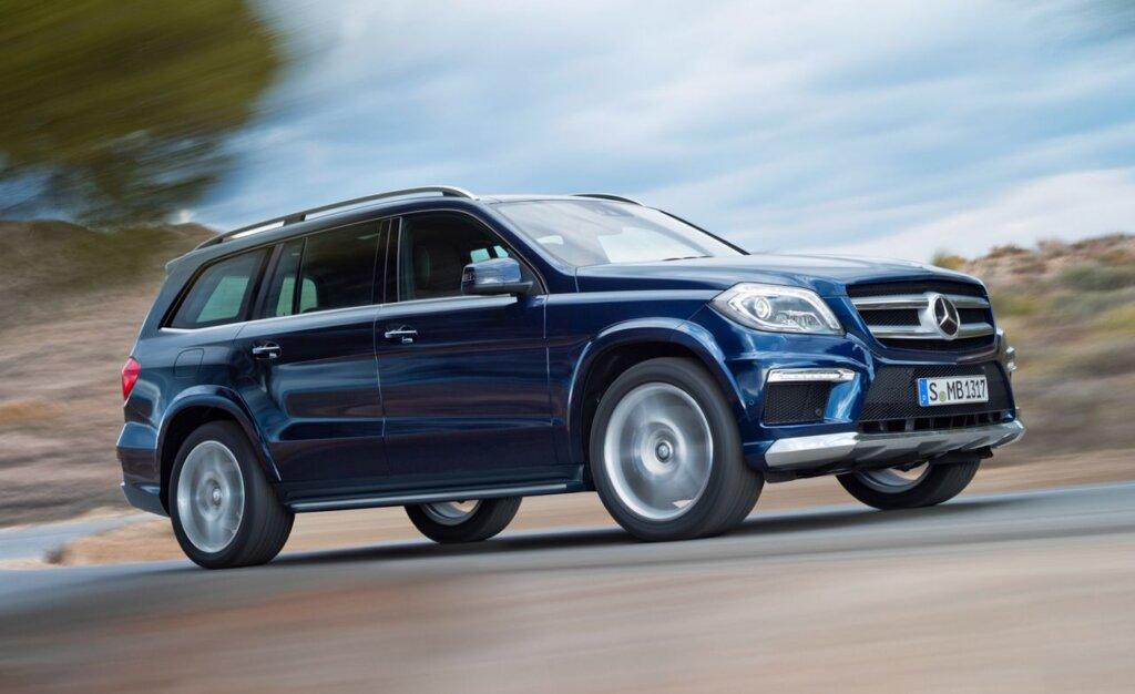Image of Mercedes Benz GL Class