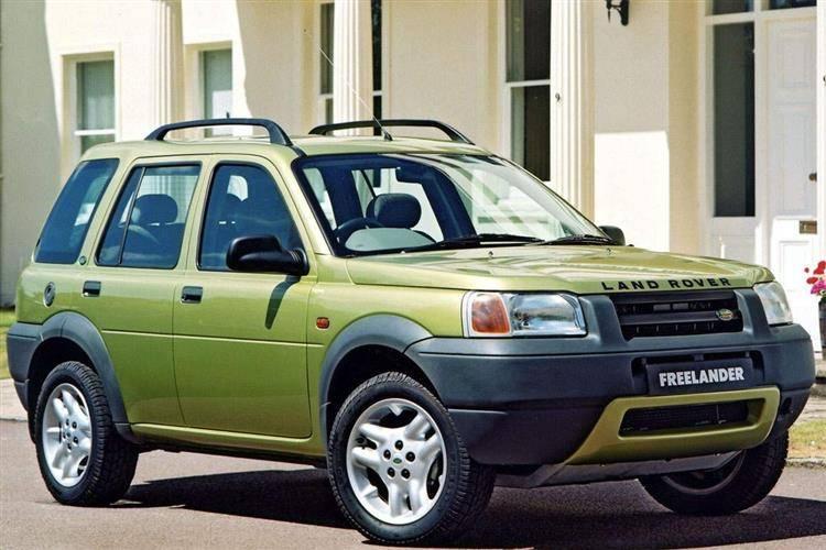 Image of Land Rover Freelander