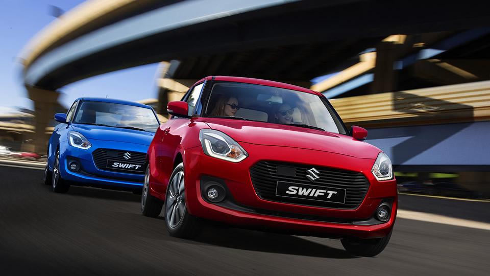 Image of Suzuki Swift