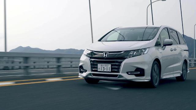 Image of Honda Odyssey