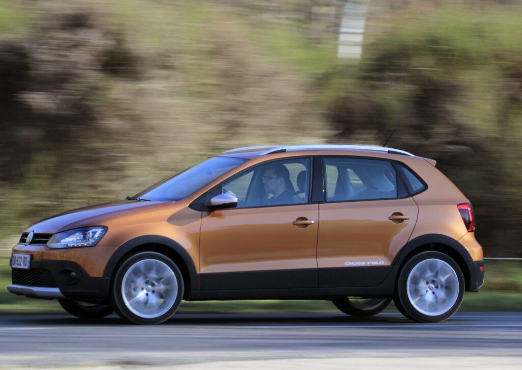 Image of Volkswagen Cross Polo