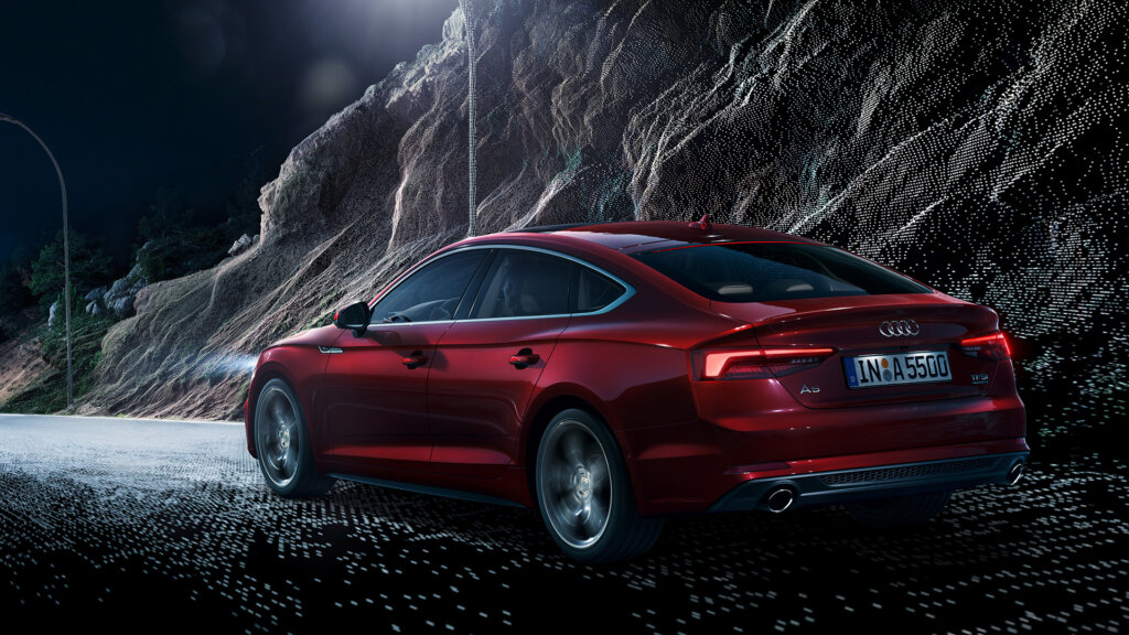 Image of Audi A5