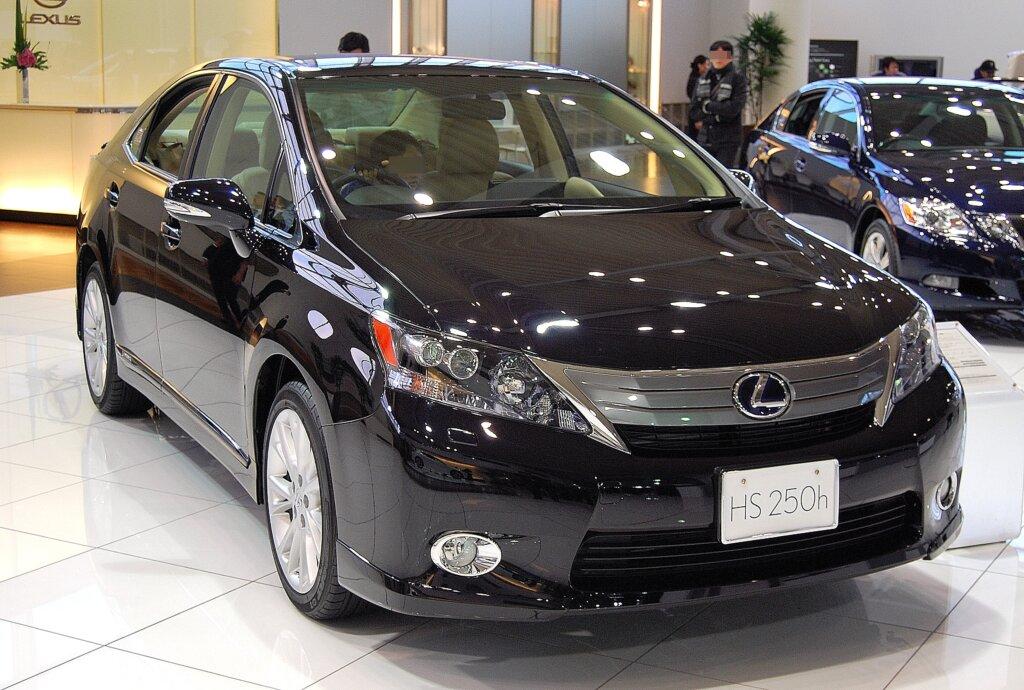 Image of Lexus HS
