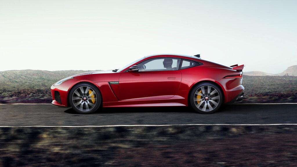 Image of Jaguar F Type