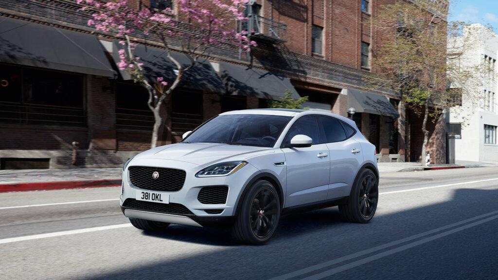 Image of Jaguar e pace