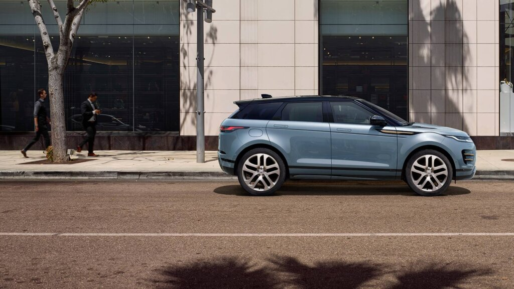 Image of Land Rover Range Rover Evoque