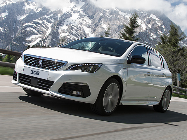 Image of Peugeot 308