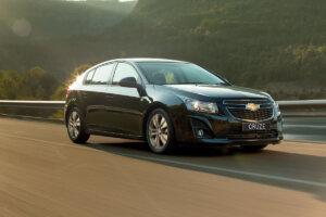 Image of Chevrolet Cruze