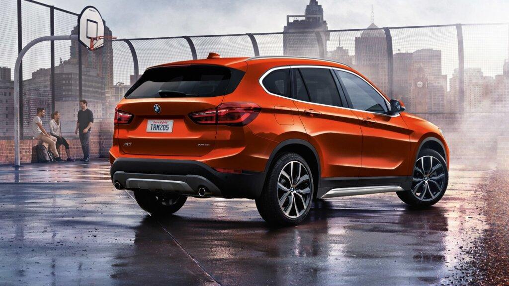 Image of BMW X1