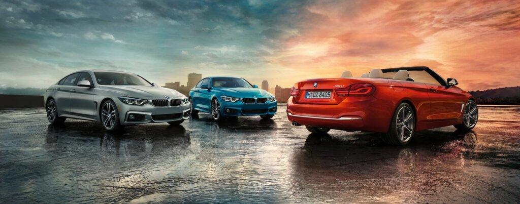 Image of BMW 4 Series