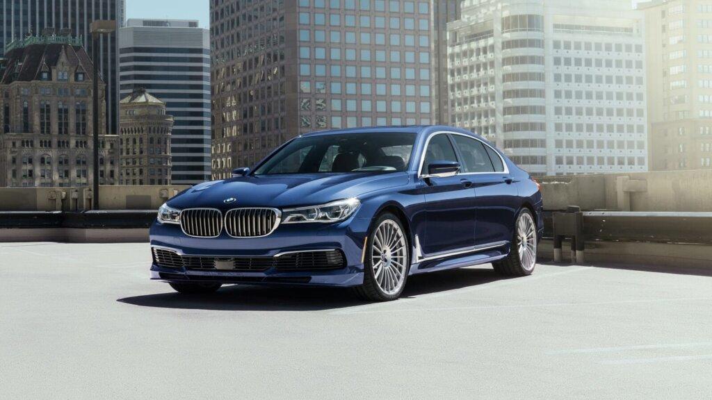 Image of BMW 7 Series