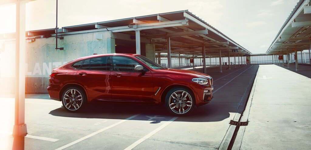 Image of BMW X4