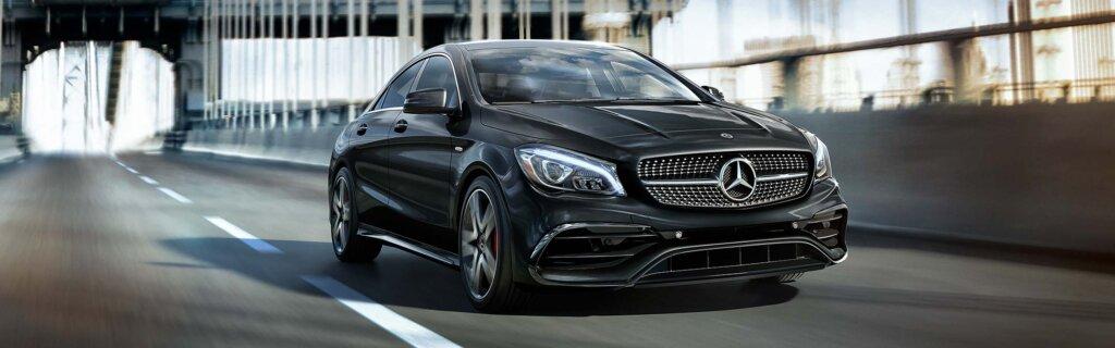 Image of Mercedes Benz CLA Class