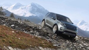 Image of Land Rover Discovery Sport