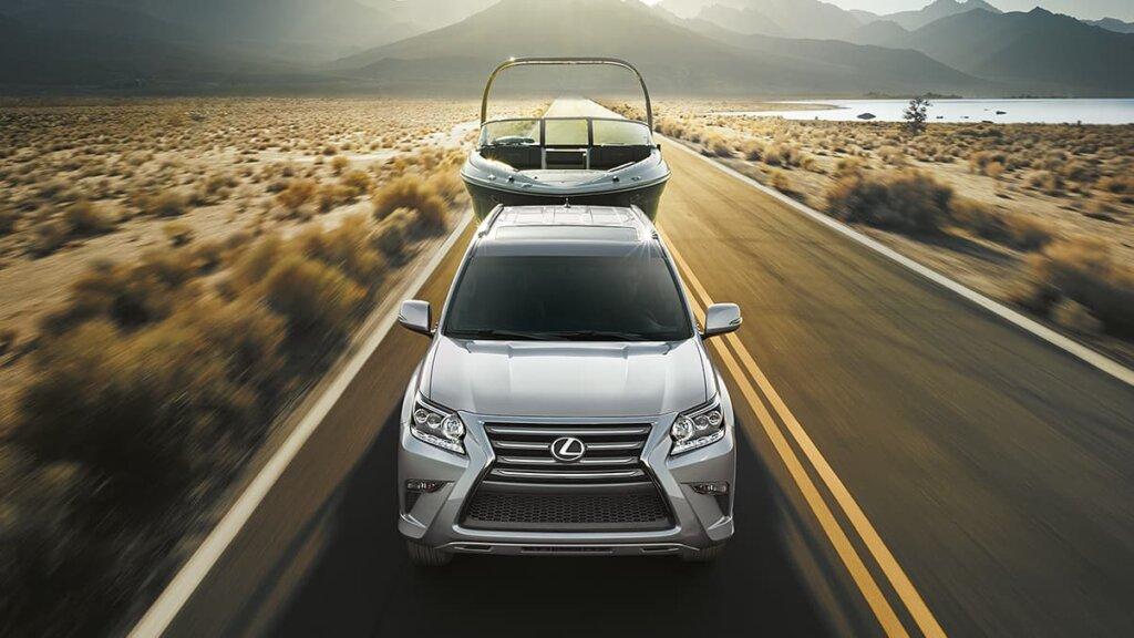 Image of Lexus GX