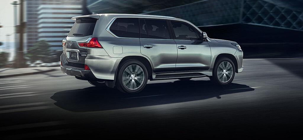 Image of Lexus LX 570