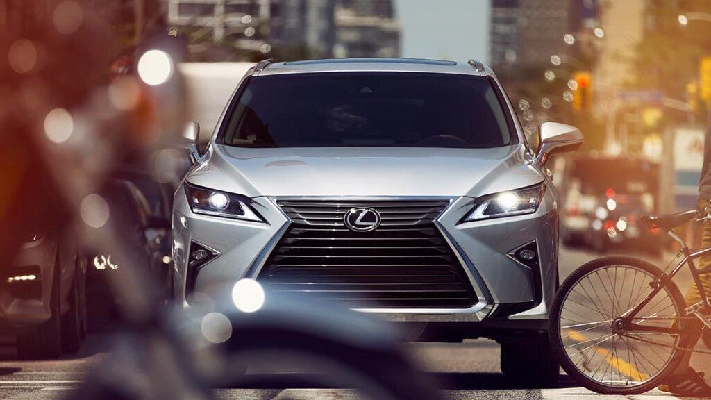 Image of Lexus RX