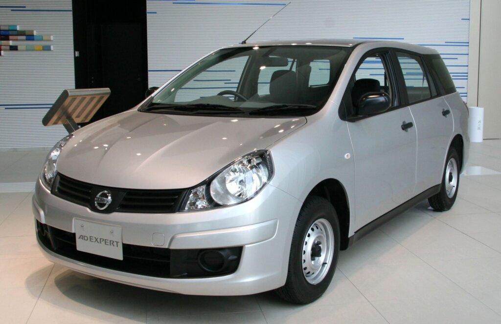 Image of Nissan AD Van