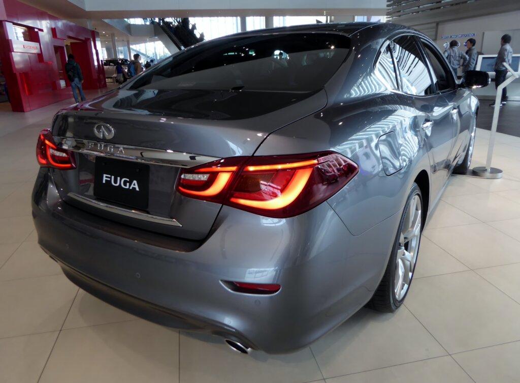 Image of Nissan Fuga