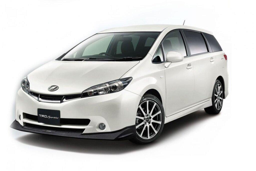 Image of Toyota Wish