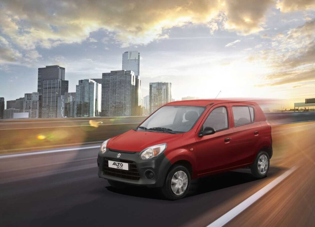 Image of Suzuki Alto