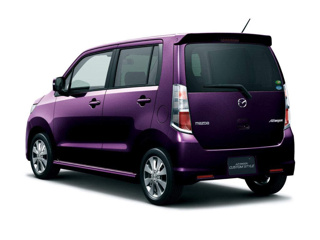 Image of Mazda AZ Wagon