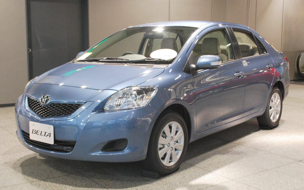 Image of Toyota Belta