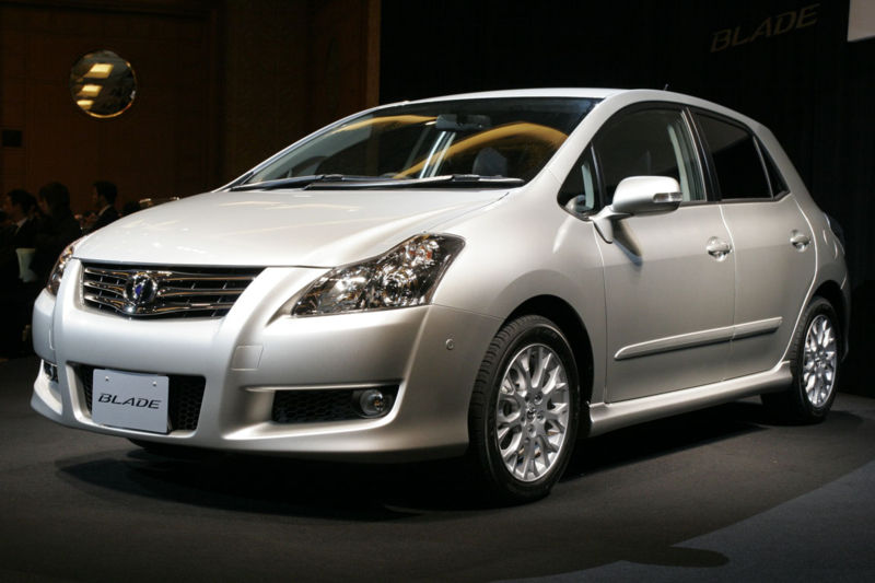 Image of Toyota Blade
