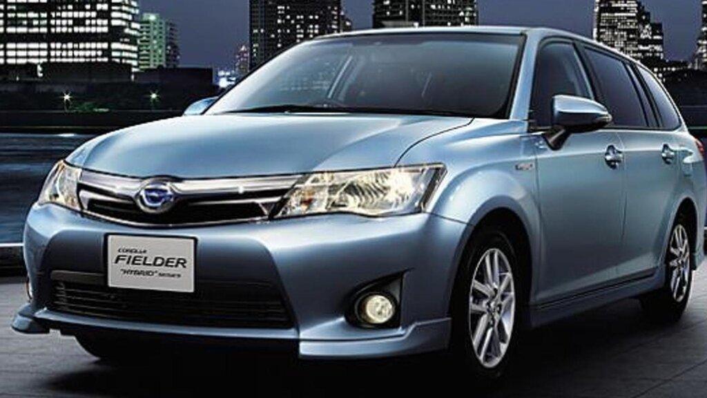 Image of Toyota Corolla Fielder