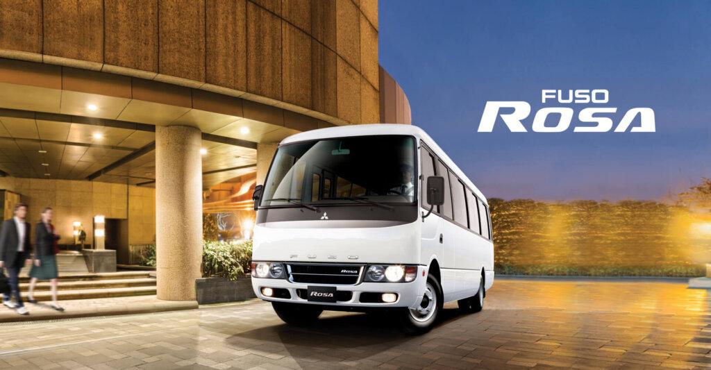 Image of Mitsubishi Fuso Rosa Bus