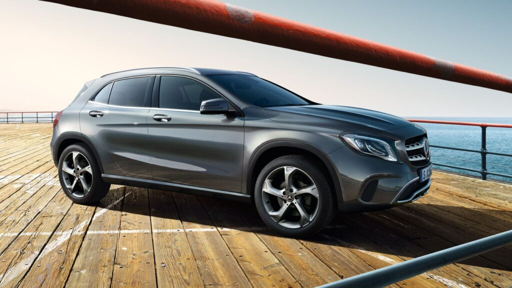 Image of Mercedes Benz GLA Class for sale in Kenya