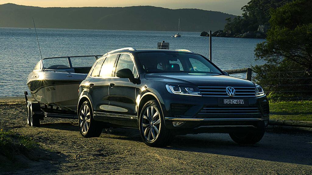 Image of Volkswagen Touareg