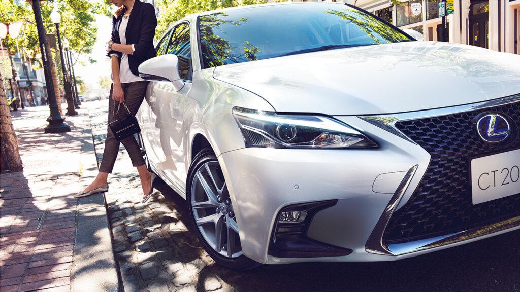 Image of Lexus CT