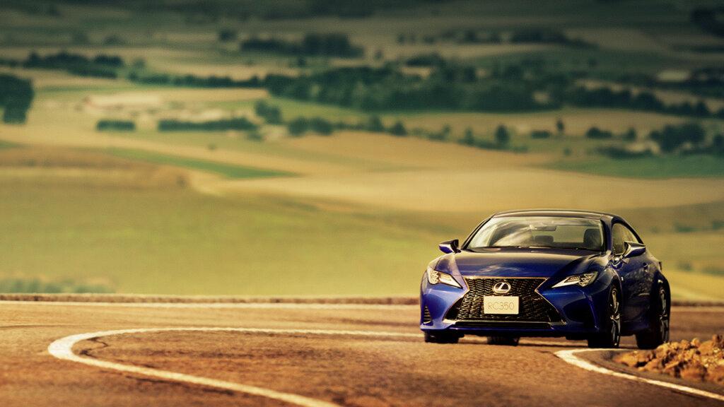 Image of Lexus RC