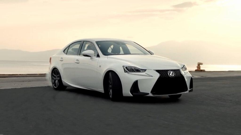 Image of Lexus IS