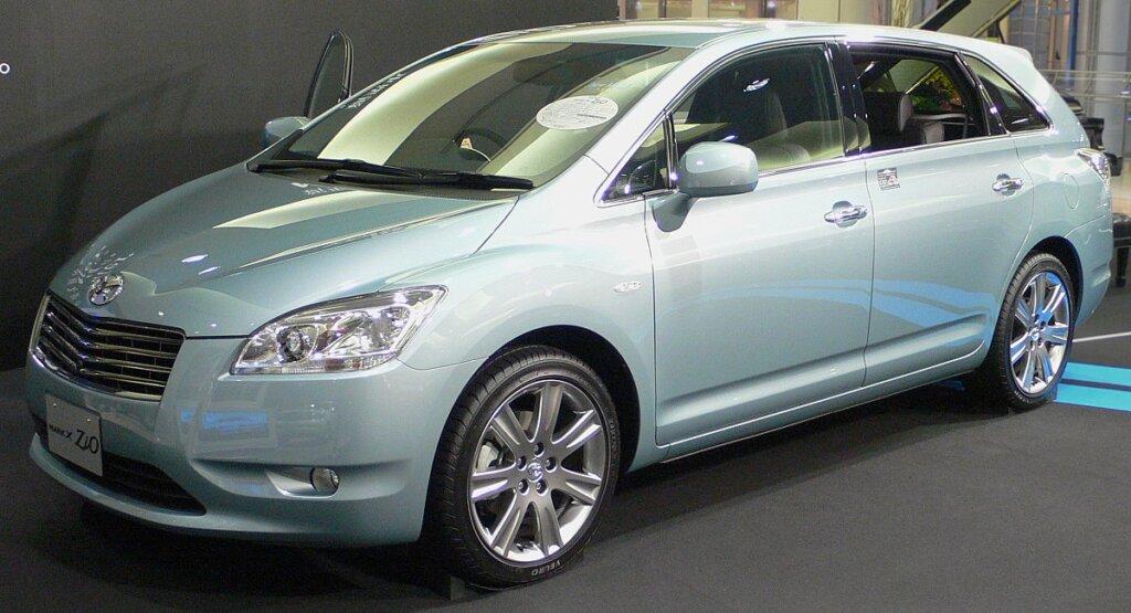Image of Toyota Mark X Zio