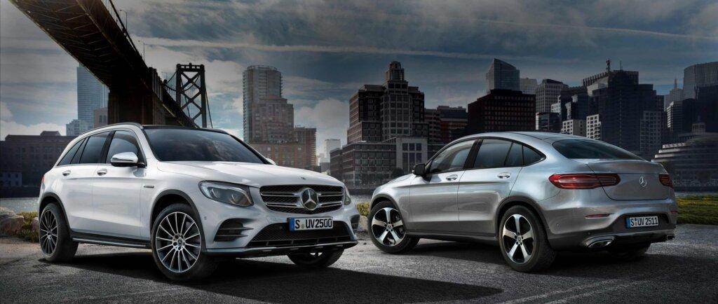 Image of Mercedes Benz GLC Class