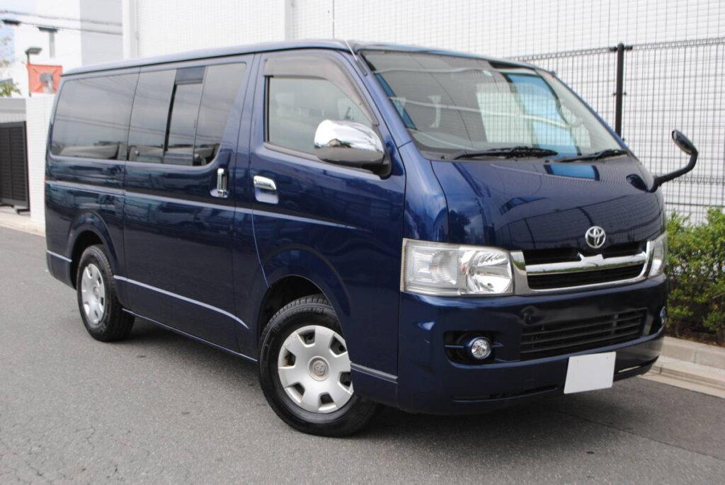 Image of Toyota Regius Van