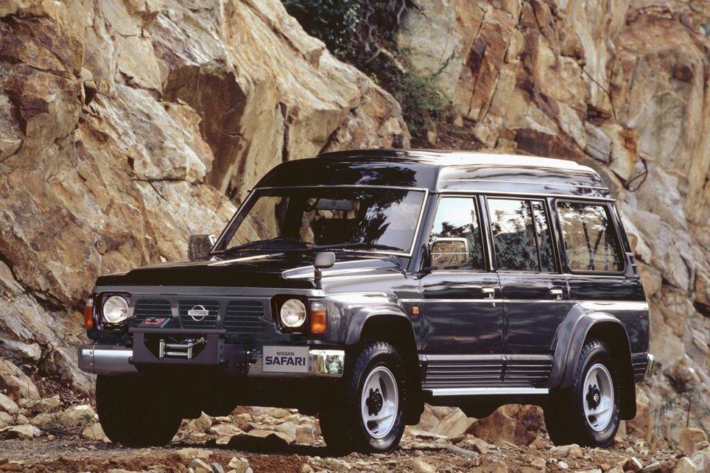 Image of Nissan Safari