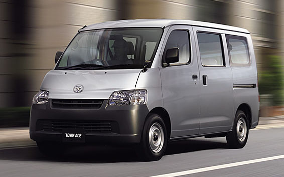 Image of Toyota Town Ace