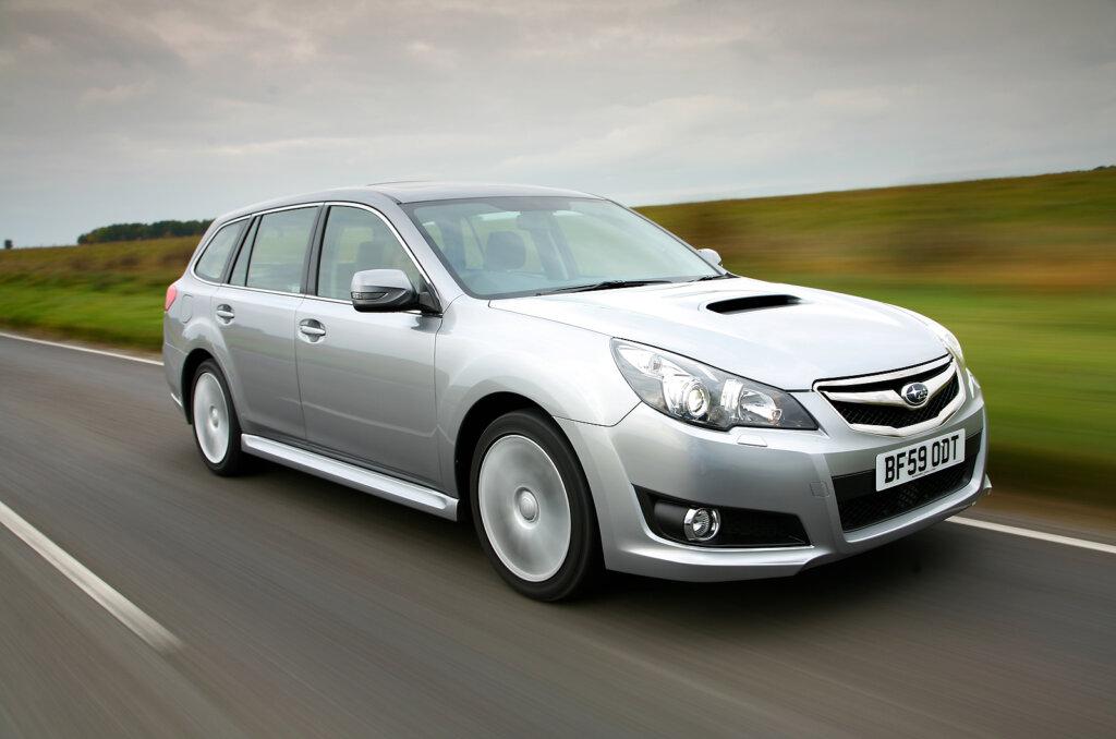 Image of Subaru Legacy Wagon