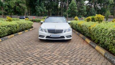 Image of Mercedes Benz E250 for sale in Kenya for sale in Nairobi